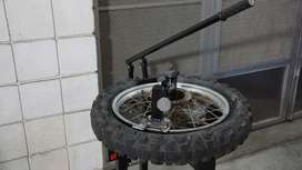 OFERTA SUPER DESCUENTO MAQUINA PARA GOMERIA MOTOS N1621 HIGASHINO BIKE