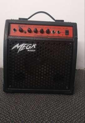 Amplificador de guitarra Mega amp SL- 20 Watts