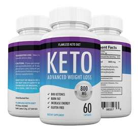 Keto Advance 60 Capsulas  Dieta Cetogenica Importado Usa