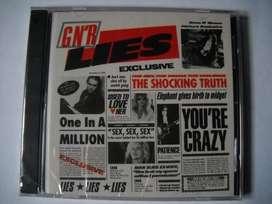 guns n roses lies sellado cd