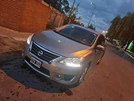 Sentra 2015 Sr Cvt Pure Drive Impecable