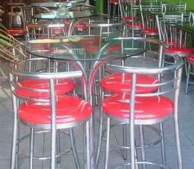 Mesas para Restaurantes Bares Karaokes