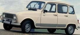 Renault 4 L TL F 61 a 92 Manual De Taller y Esquema Eléctrico Completo