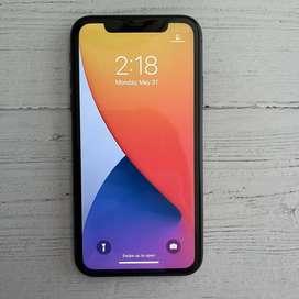 Apple iPhone 11 64gb Negro Bateria 100% Impecable!