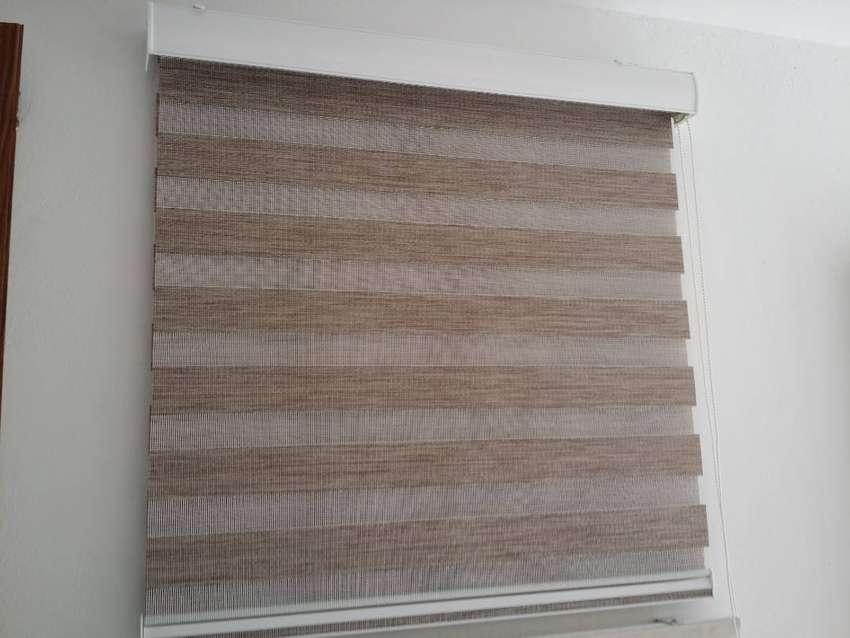 PERSIANAS (Sheer, Panel, Romana, Macromadera)47000
