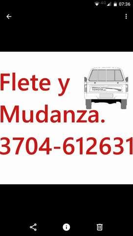 Flete Y Mudanza