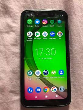Moto g7 play datos Movistar