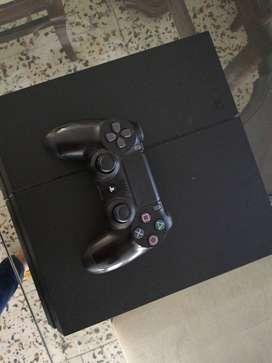 PS4 500 gb + 1 Control + Fifa 19 NEGOCIABLE