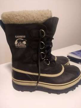 Vendo botas caribou waterproof