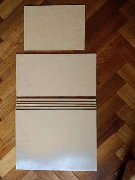 Cortes De Fibrofácil Mdf 3 Mm 40x30 Cm Sobrantes Impecables