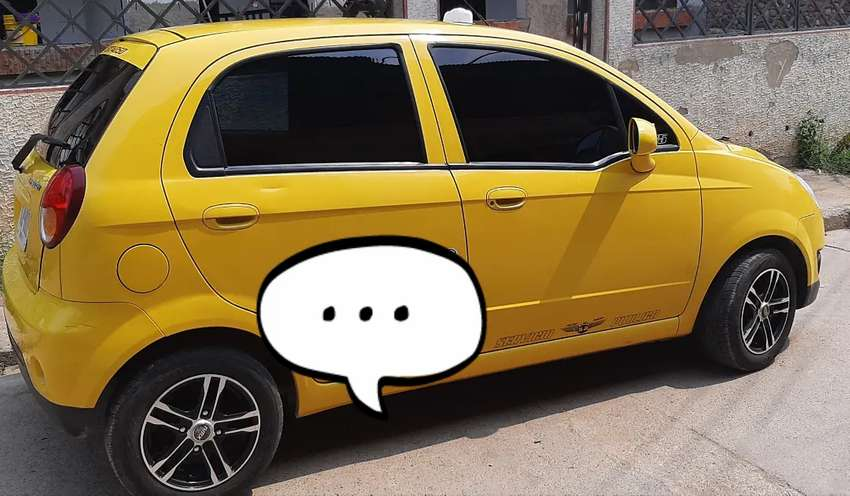 Taxi en excelente estado 0