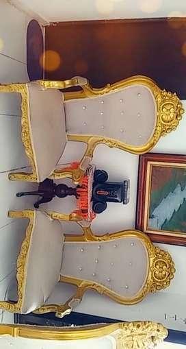 JUEGO DE SALA LUIS XV