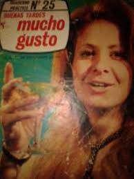 Buenas Tardes Mucho Gusto - Nº 25 Sep 1971 Perfecto