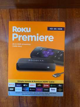 Nuevo Roku Premiere 2020 | Reproductor Streaming Hd/4k/hdr
