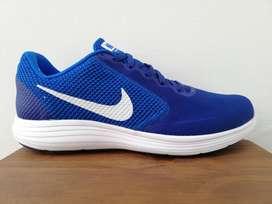 Zapatillas Nike Revolution 3 6.5us-7.5us-10.5us originales!!!