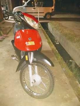 Moto Zanella 110 cc