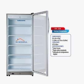 Congelador Indurama 15 pies