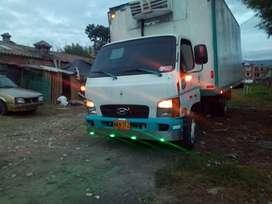 Hyundai, Modelo 2003 capacidad de carga 4,5 toneladasRecién reparado