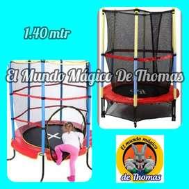 Trampolin y camas elasticas