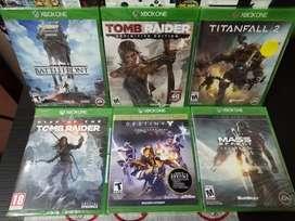 Juegos Nuevos Xbox One 70.000 Cada Uno