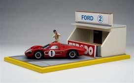 dioramas formula 1 racing