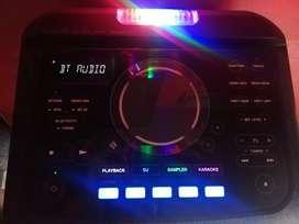 Vendo bafle Sony MHC-V77DW