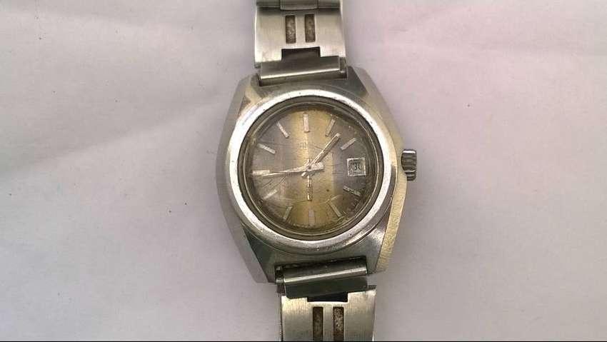 Reloj Framont Damas Automático Calibre Eta 2671 21 Jewels