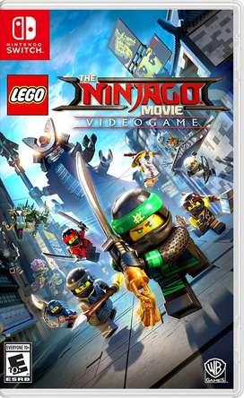 THE LEGO NINJAGO MOVIE VIDEOGAME  Nintendo Switch
