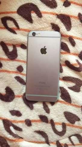 Vendo iPhone 6 o cambio como ipod el resto funciona 10/10