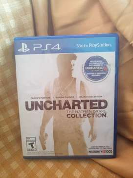 Uncharted the natan drake collection
