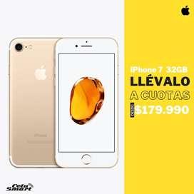 iPhone 7  ¡Nuevo! de (32GB)