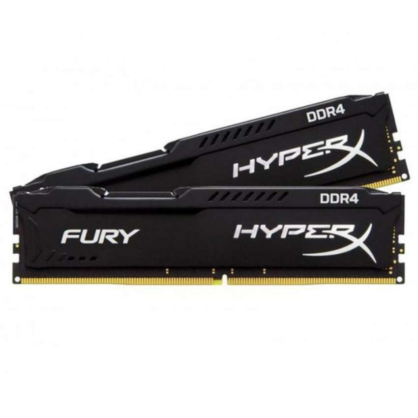 8x2gb Memoria Ram Hyperx Fury 2666mhz 0