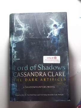 Lord of shadows por cassandra clare