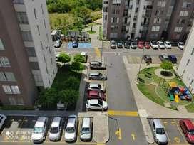 Arriendo Apartamento Llano Alto I en octavo piso con ascensor
