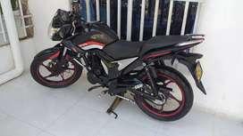 Vendo moto Evo r3 150