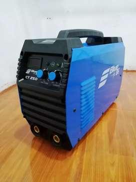Máquina de soldar 250 amperios BLUE86