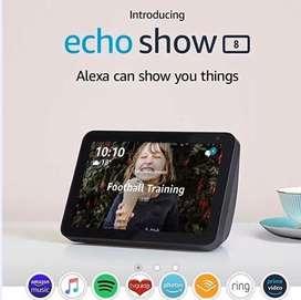 Amazon Echo Show 8 Alexa Pantalla Inteligente