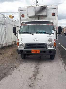 Camion Hyundai HD72  Refrigerado TermoKing 5,5Tn
