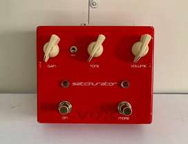 Vox Satchurator Overdrive made in Japan