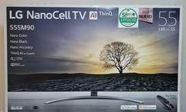 Tv LG Nanocell SM 9000