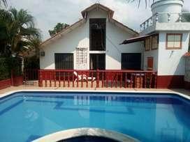Alquiler Casa Campestre Carmen de Apicalá