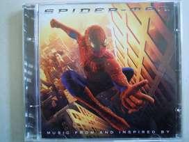 Varios Artistas - Spider-Man (2002) (Raimi/Maguire) Soundtrack PERFECTO ESTADO