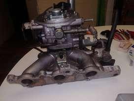 Computador y cuerpo de aceleración chevrolet sprint