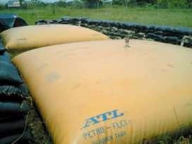 Tanque Flexible y Plegable ATL Para Almacenar Combustible