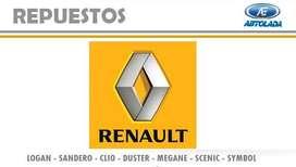 Repuesto Automotrices Renault Caja Dirección completa Megane, Cono y Corona Renault