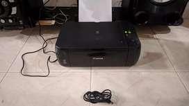 Vendo impresora multifuncional Canon MP280 sin tinta en los cartuchos