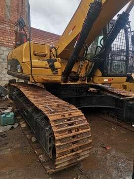 Excavadora Caterpillar 330 DL