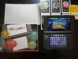 Vendo New Nintendo 3DS XL en caja NUEVO