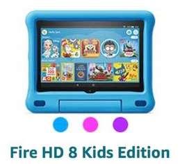 Tablet fire 8 kids