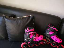 Vendo patines semi profesional canariam black magic